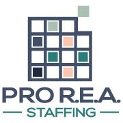 Pro R.E.A. Staffing logo