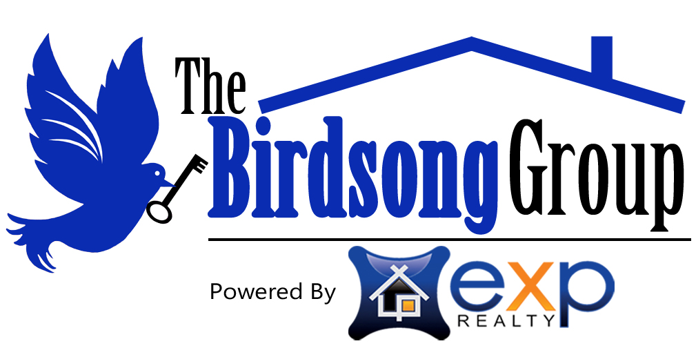 The Birdsong Group brokered by eXp Realty LLC logo