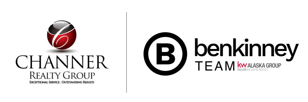 Channer Realty Group - Powered by Ben Kinney - Keller Williams logo