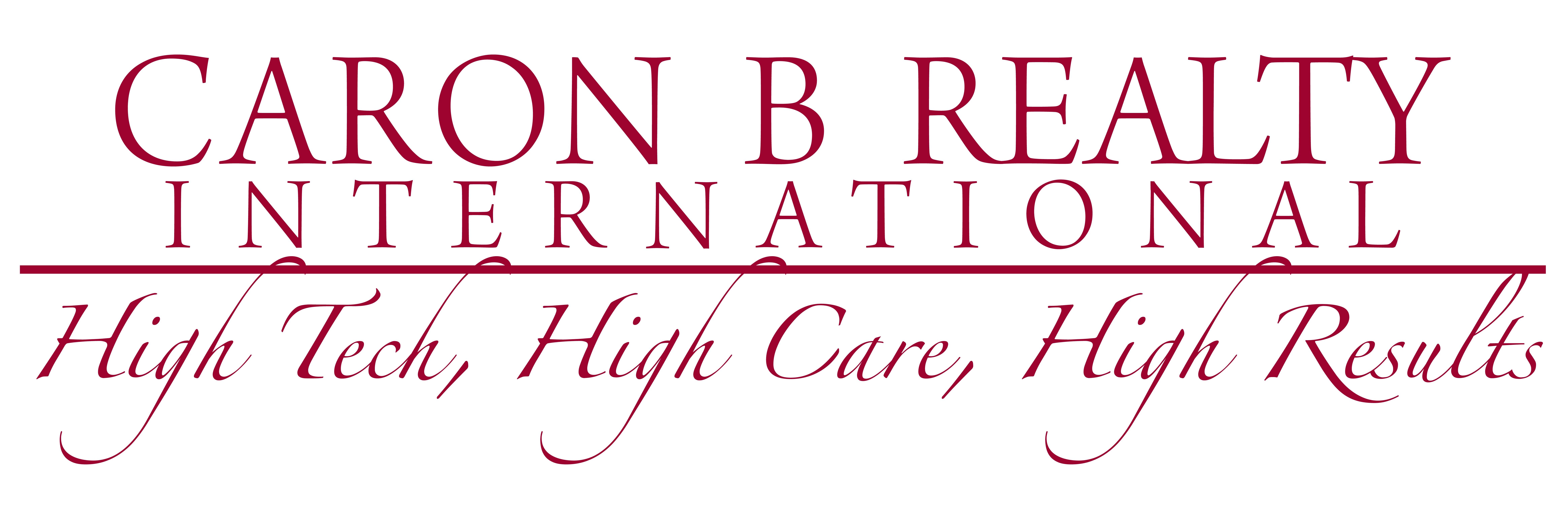 Caron B Realty International logo
