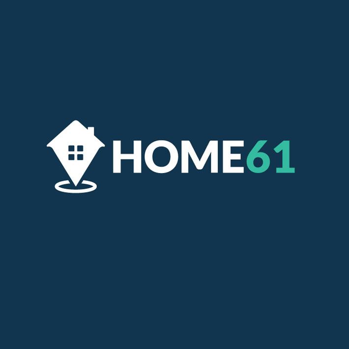 Home61 logo