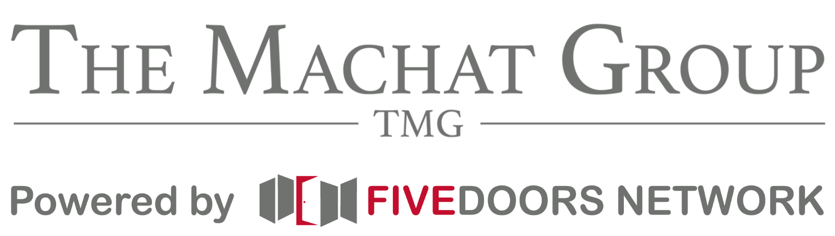 The Machat Group Powered by Five Doors Network logo