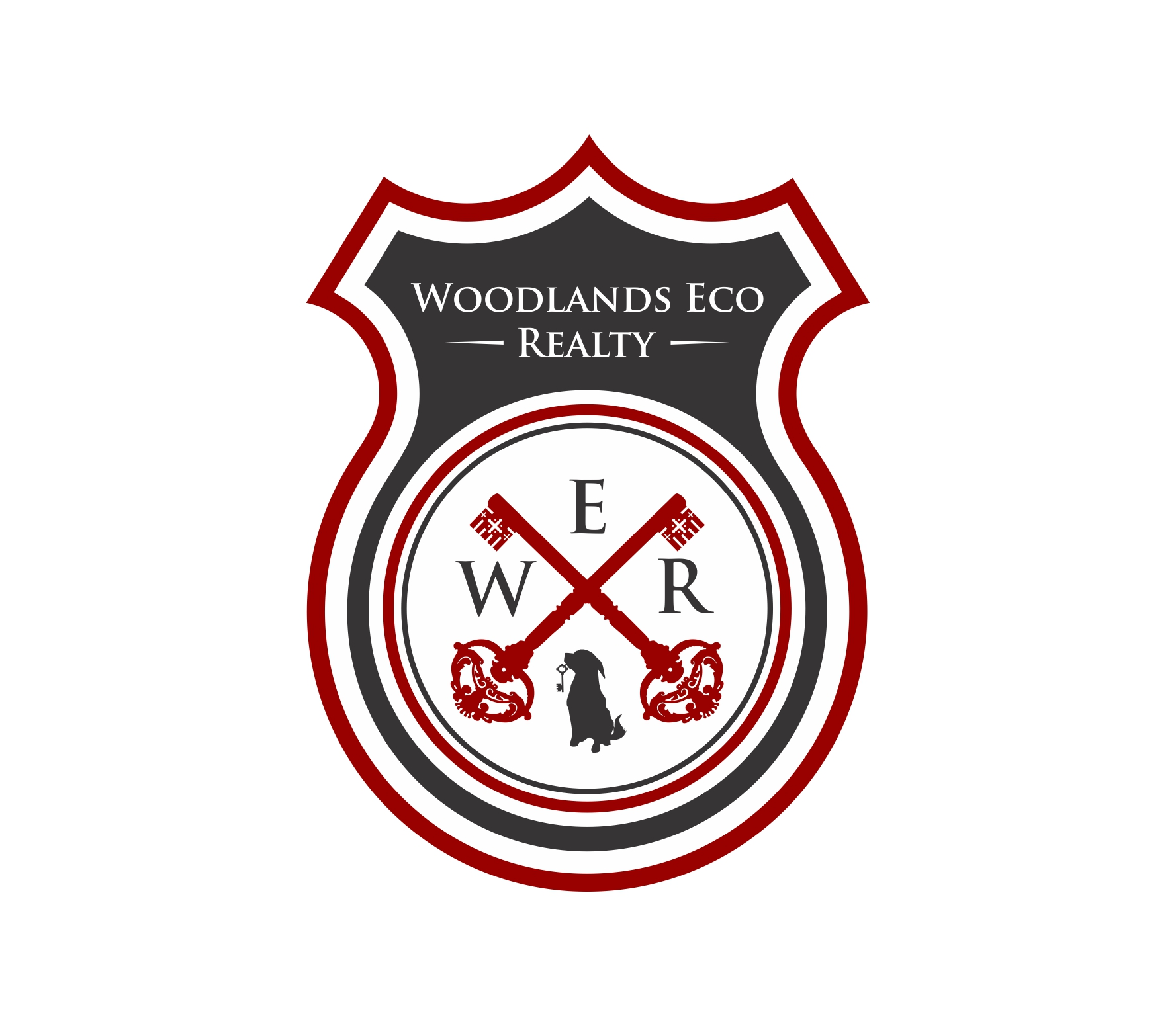 Woodlands Eco Realty logo