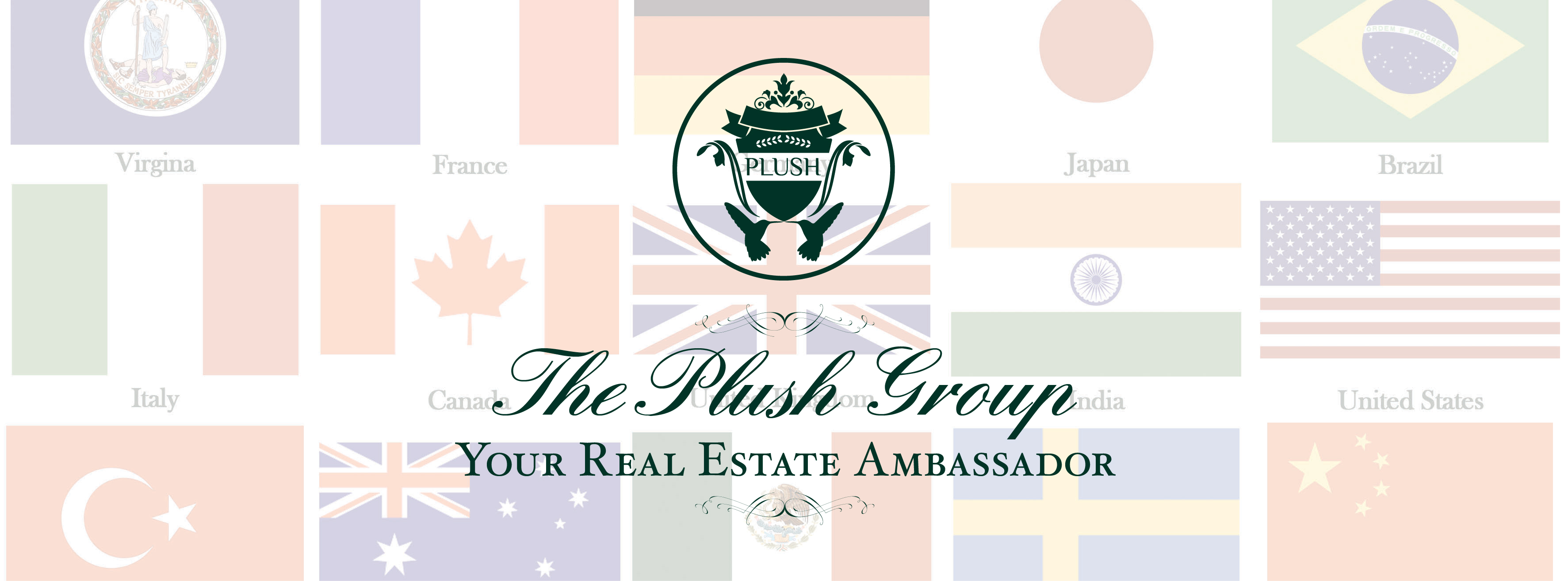 The Plush Group Brokered by eXp Realty logo
