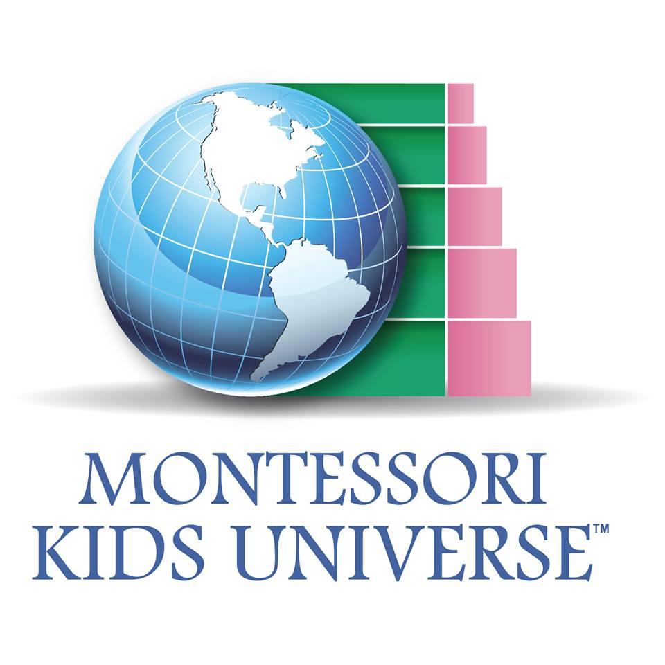 Montessori Kids Universe logo