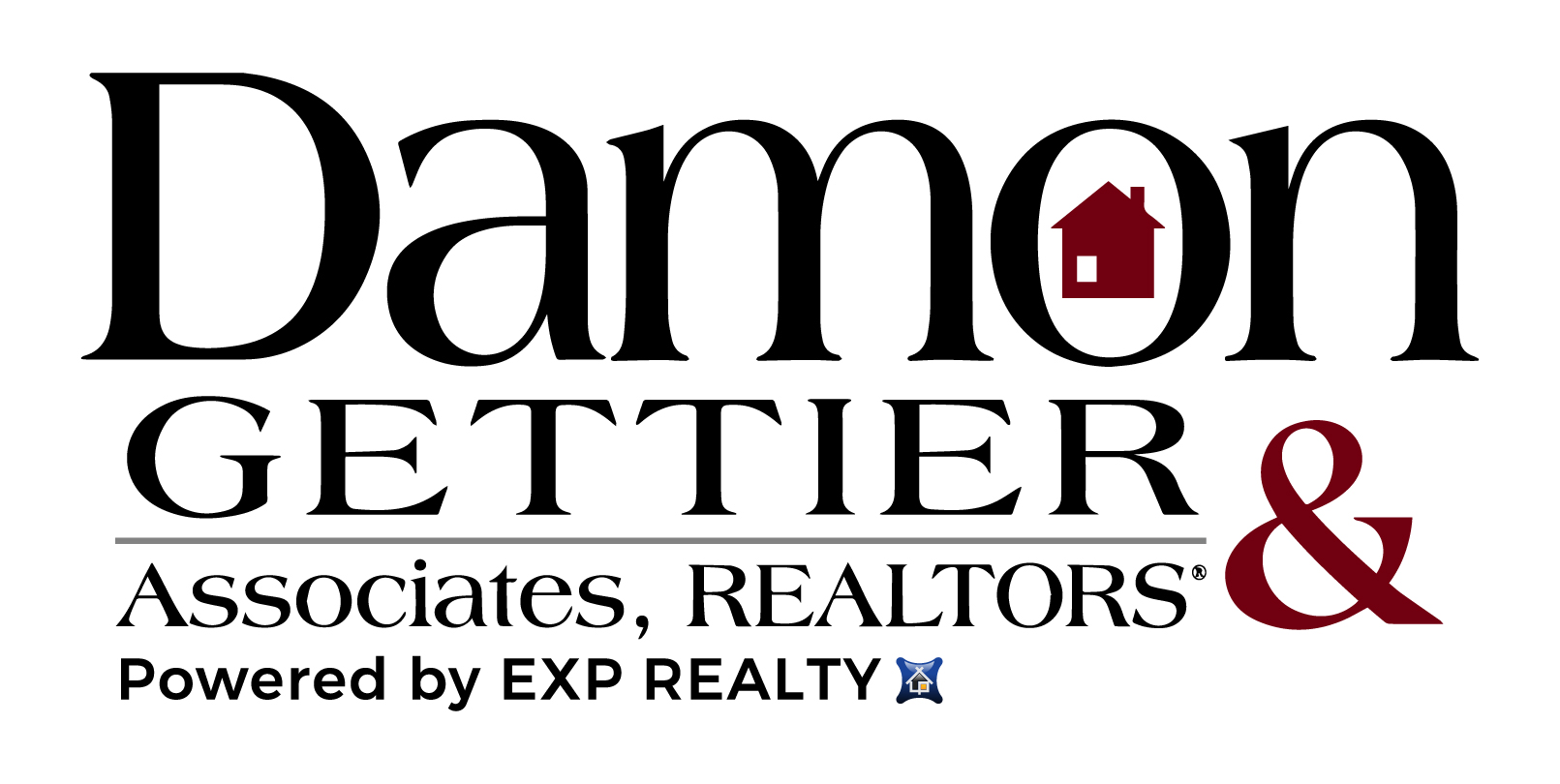 Damon Gettier & Associates, REALTORS logo