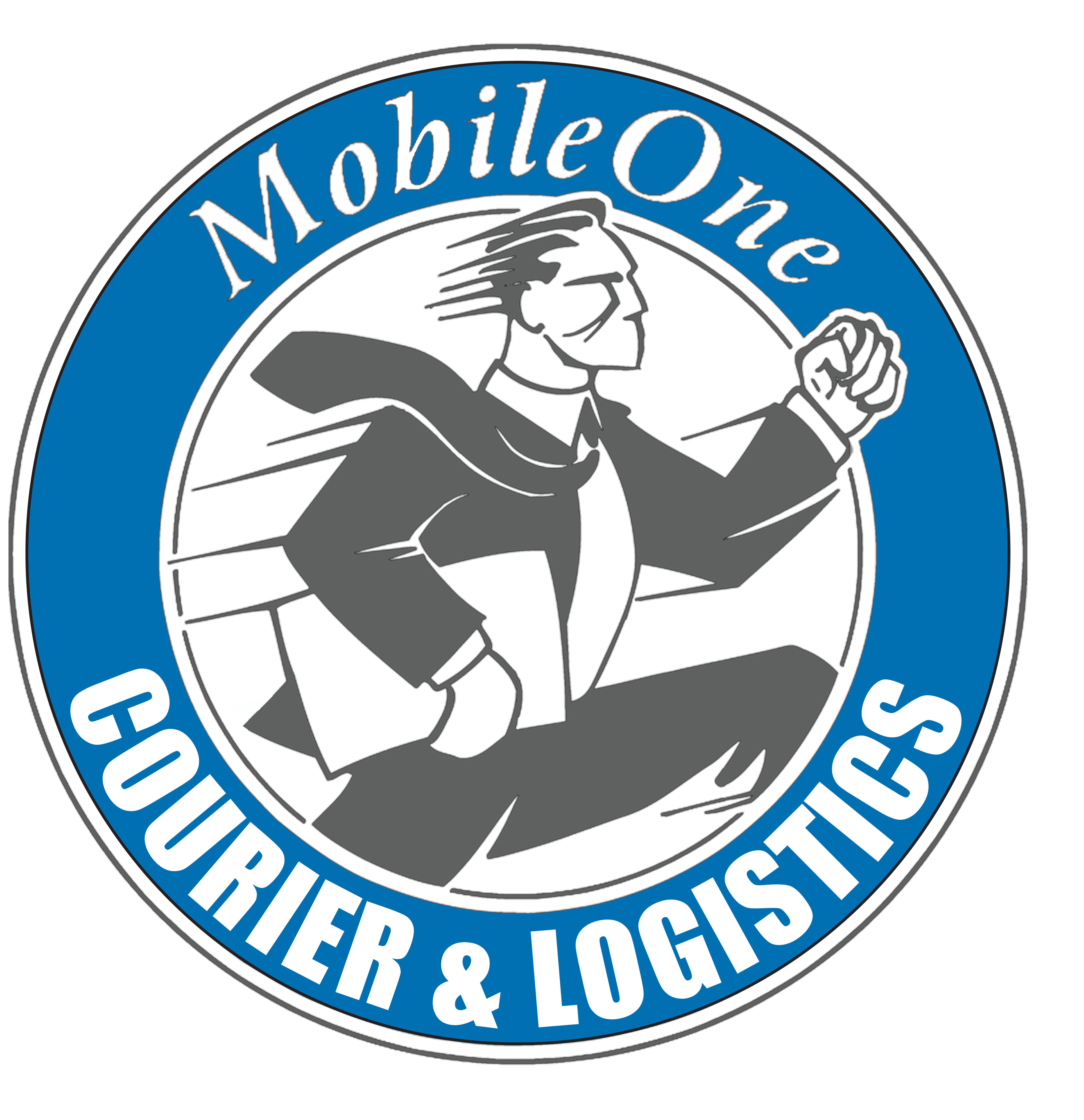 Mobile One Courier & Logistics logo