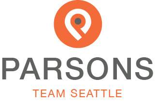 Parsons Team Seattle logo