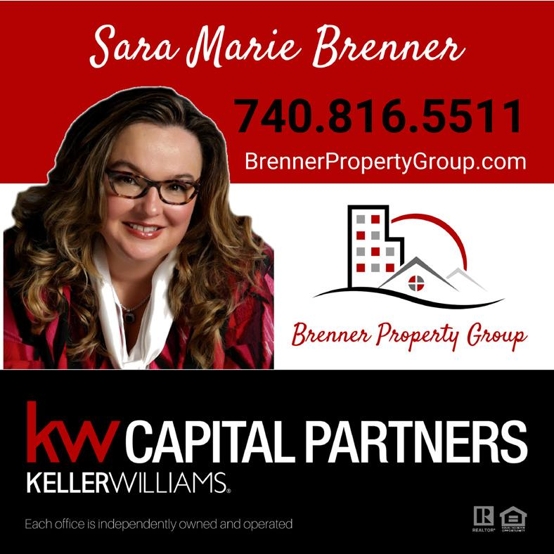 Brenner Property Group | KW Capital Partners logo