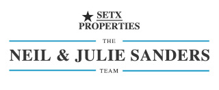 SETX Properties - Neil and Julie Sanders Team logo