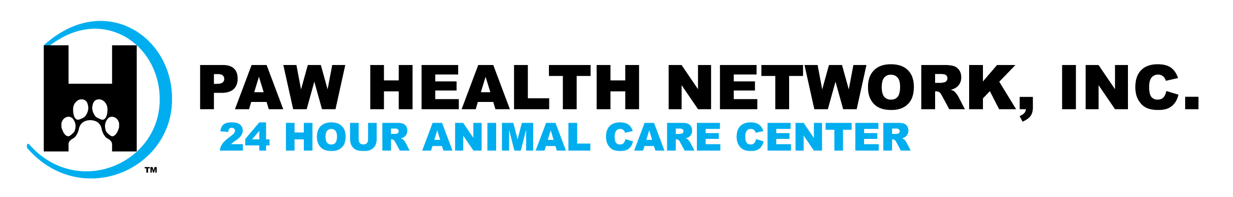 PAW Health-24 Hour Animal Care Center logo