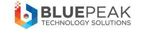 BluePeak Technology Solutions logo