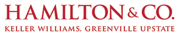 Hamilton & Co. of Keller Williams logo