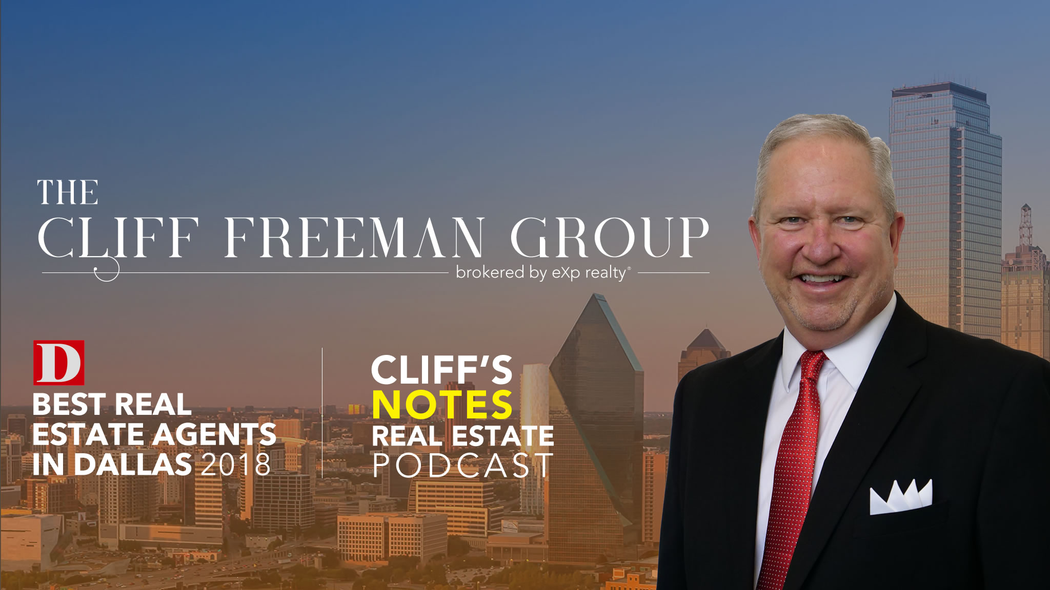 The Cliff Freeman Group brokered by eXp Realty LLC logo