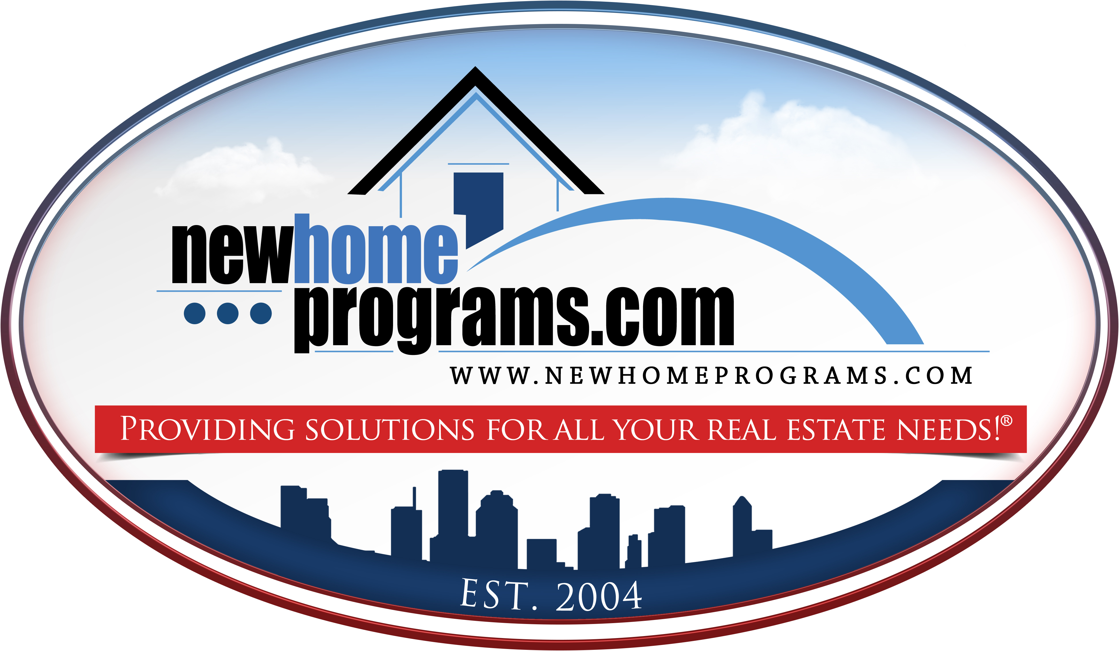 Newhomeprograms.com | Dallas-Fort Worth logo