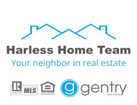 Harless Home Team logo