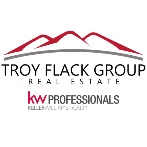 The Troy Flack Group of Keller Williams Professionals logo