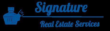 Signature Real Estate Services logo