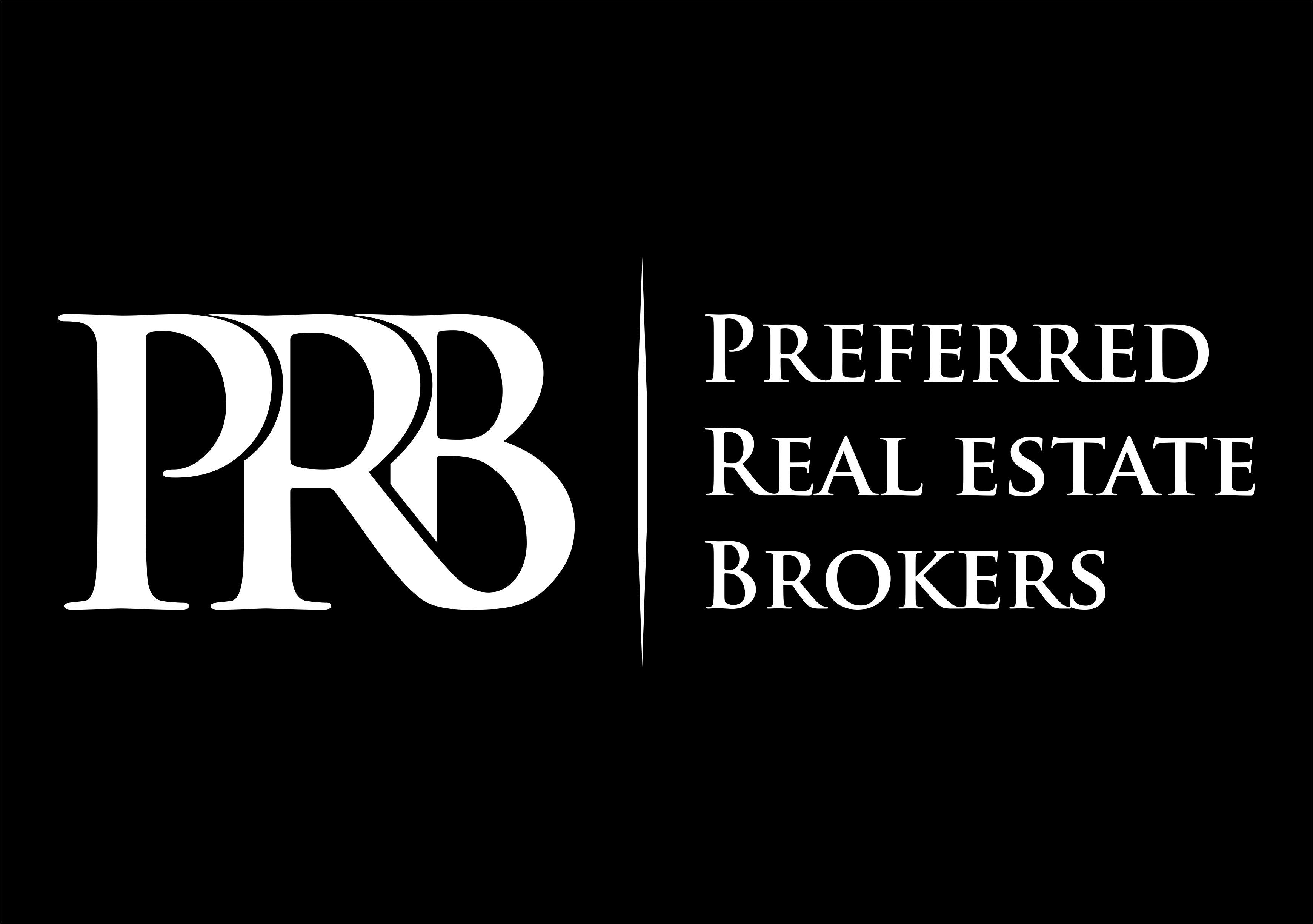 Preferred Real Estate Brokers logo