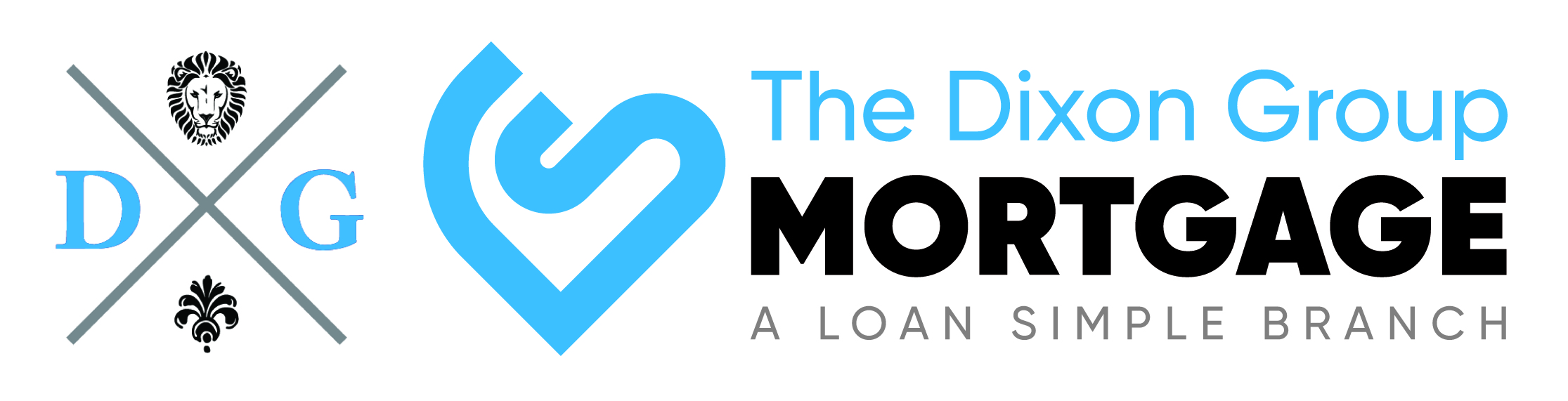 The Dixon Group Mortgage Team logo