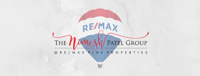 The Nimesh Patel Group at RE/MAX Fine Properties logo