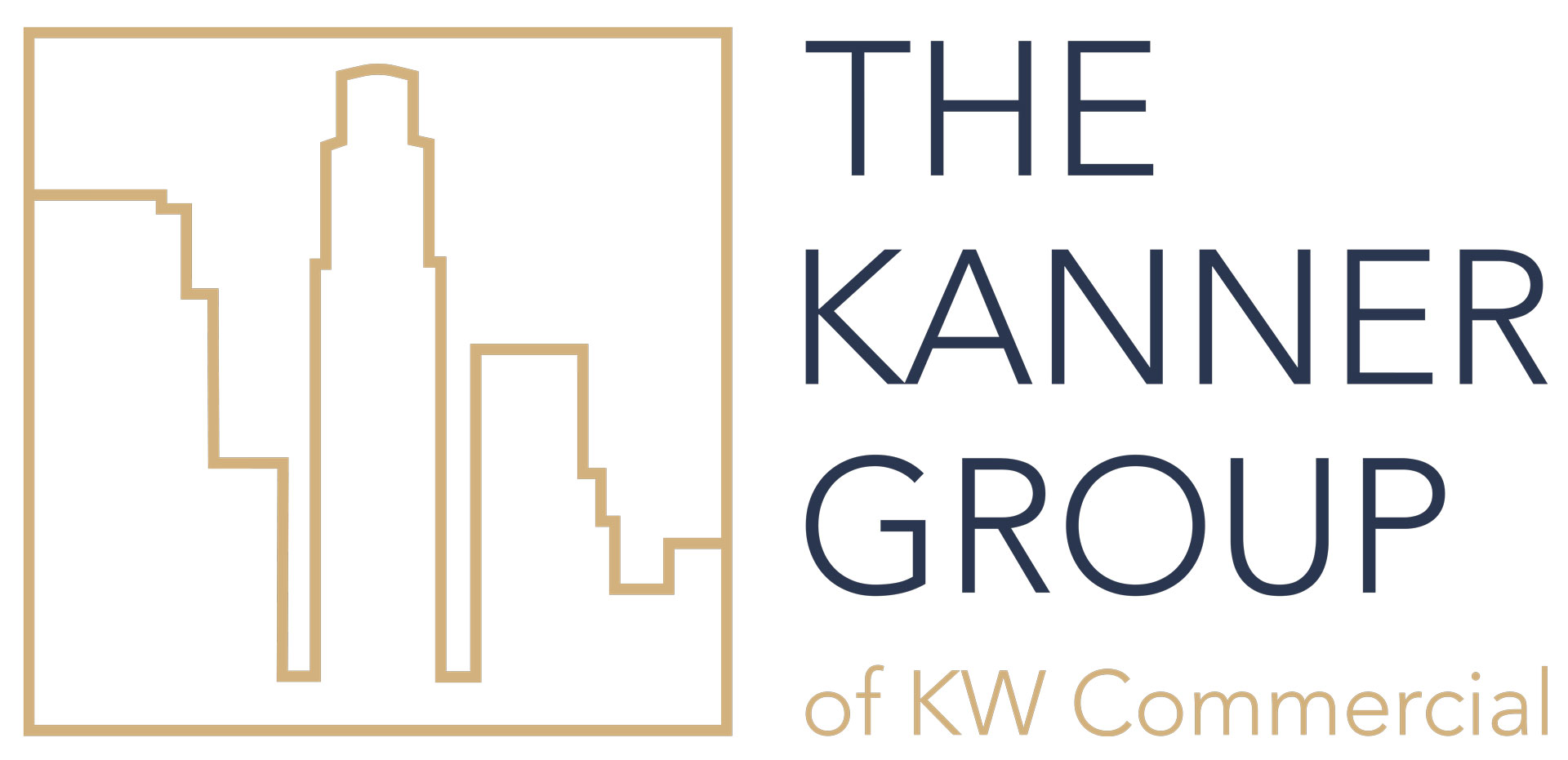 The Kanner Group of KW Commercial logo