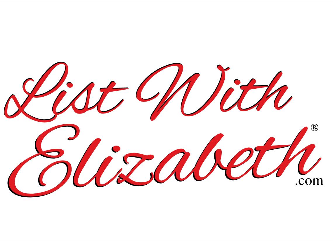 LIST WITH ELIZABETH® logo