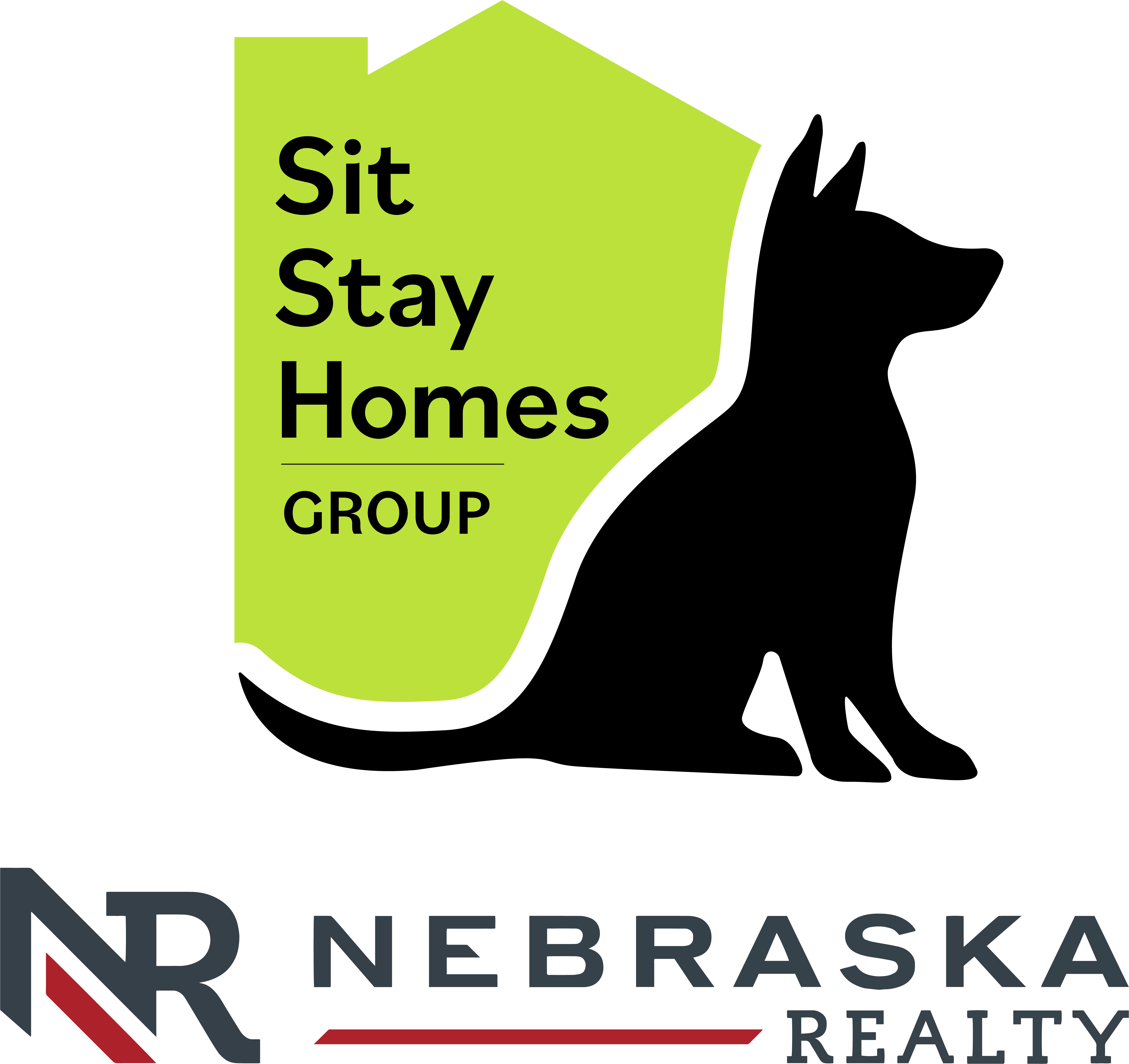 Sit Stay Homes Group at Nebraska Realty logo