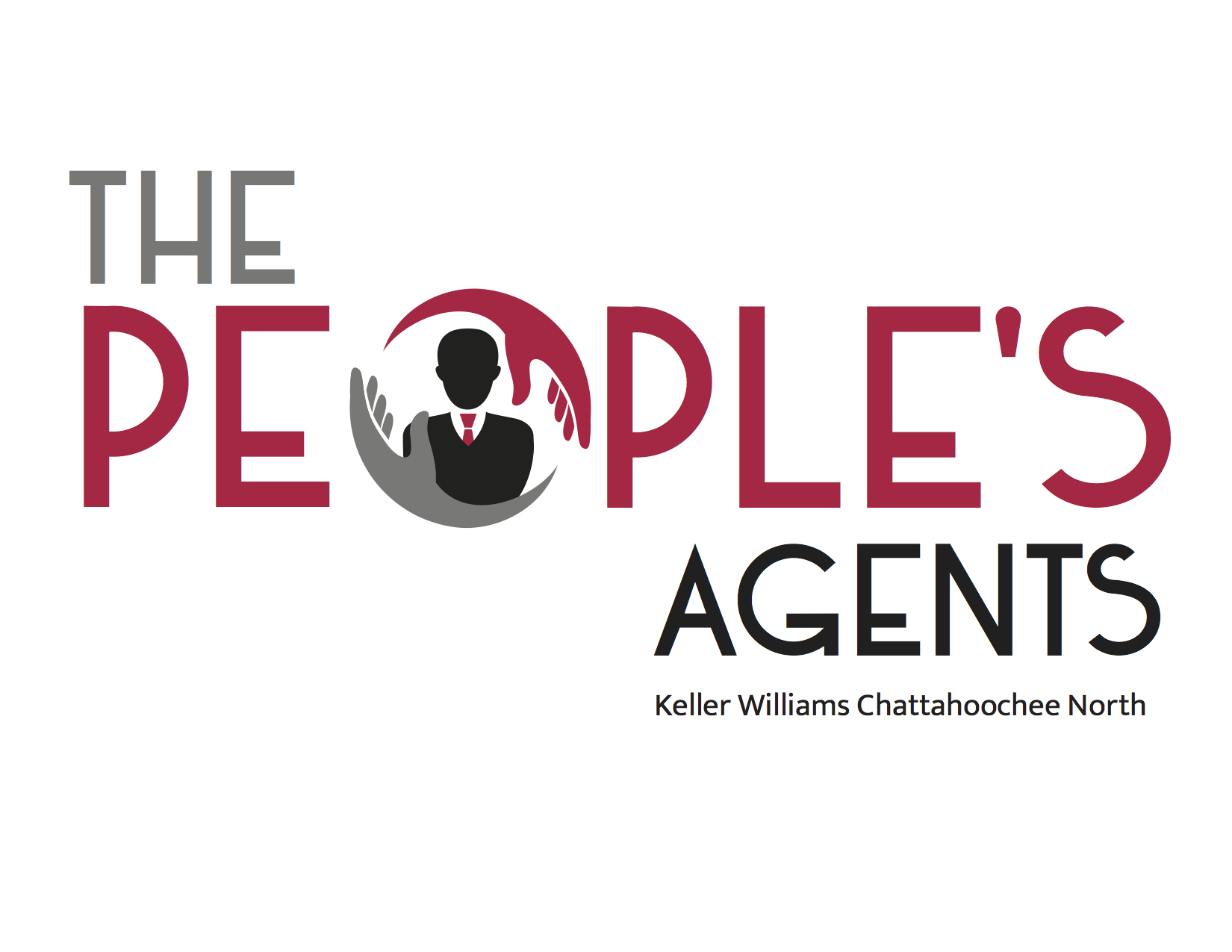 The Peoples Agent logo