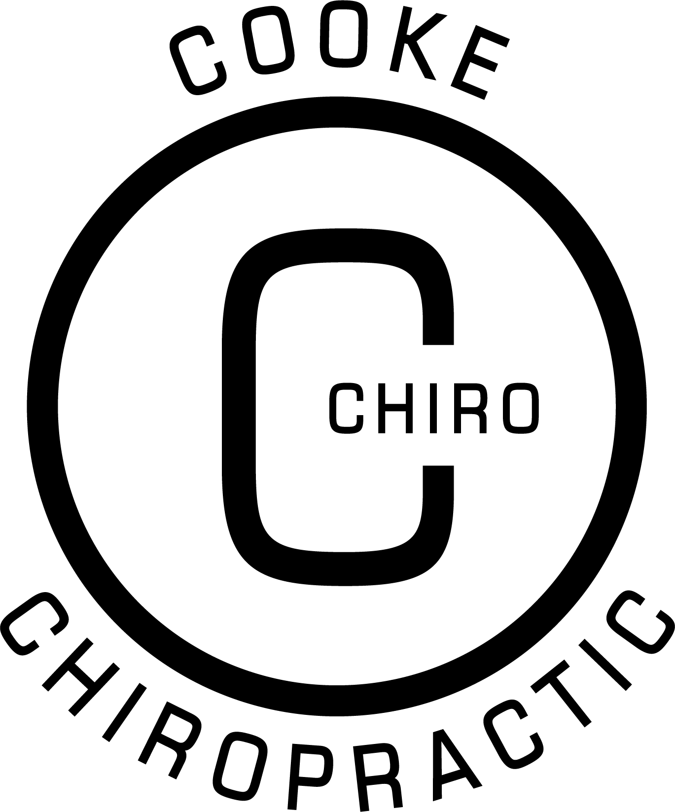 Cooke Chiropractic logo
