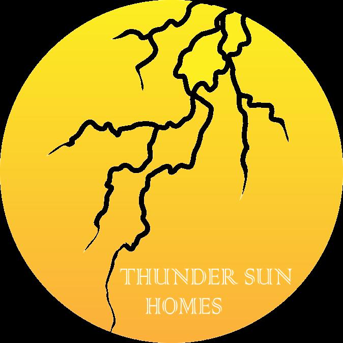 Thunder Sun Homes logo