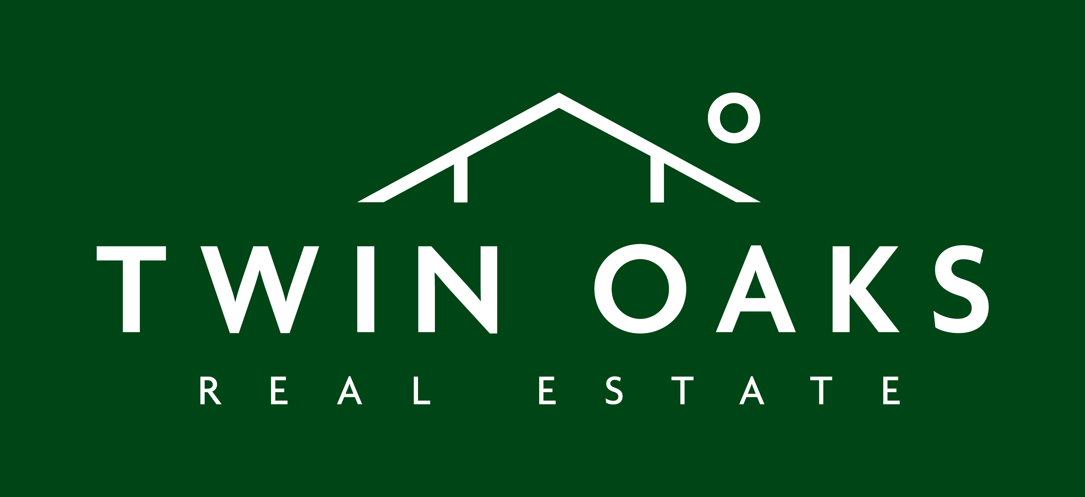 Twin Oaks Real Estate logo