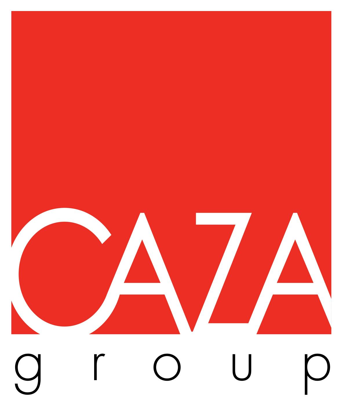 The CAZA Group logo