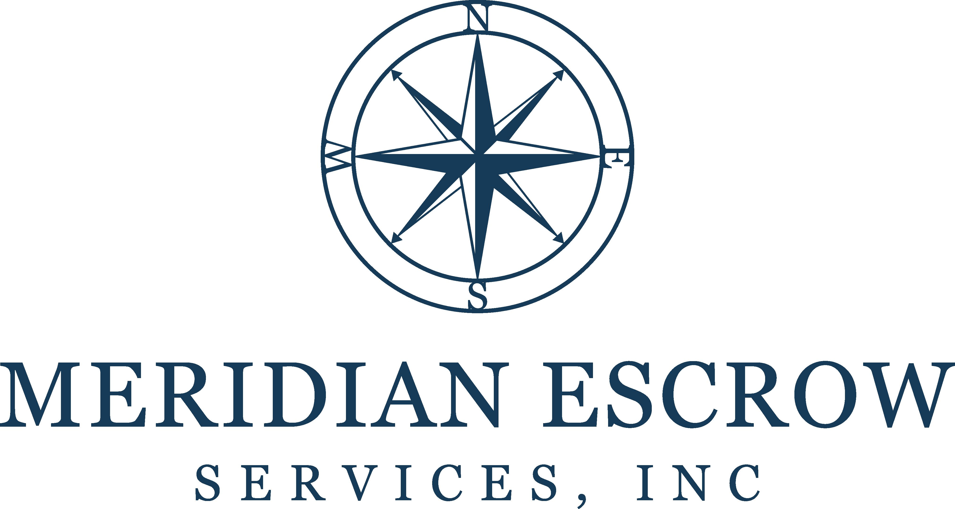 Meridian Escrow Services logo