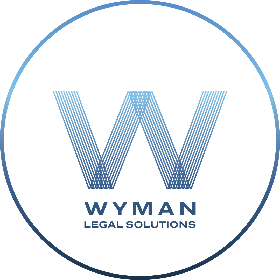 Wyman Legal Solutions logo