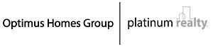 Optimus Homes Group at Platinum Realty logo