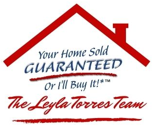 Leyla Torres Team Your Home Sold Guaranteed or I will Buy it! logo