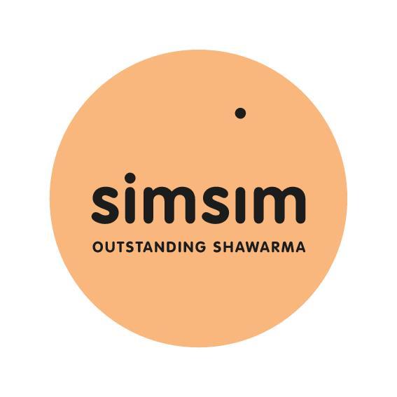 Simsim Outstanding Shawarma logo