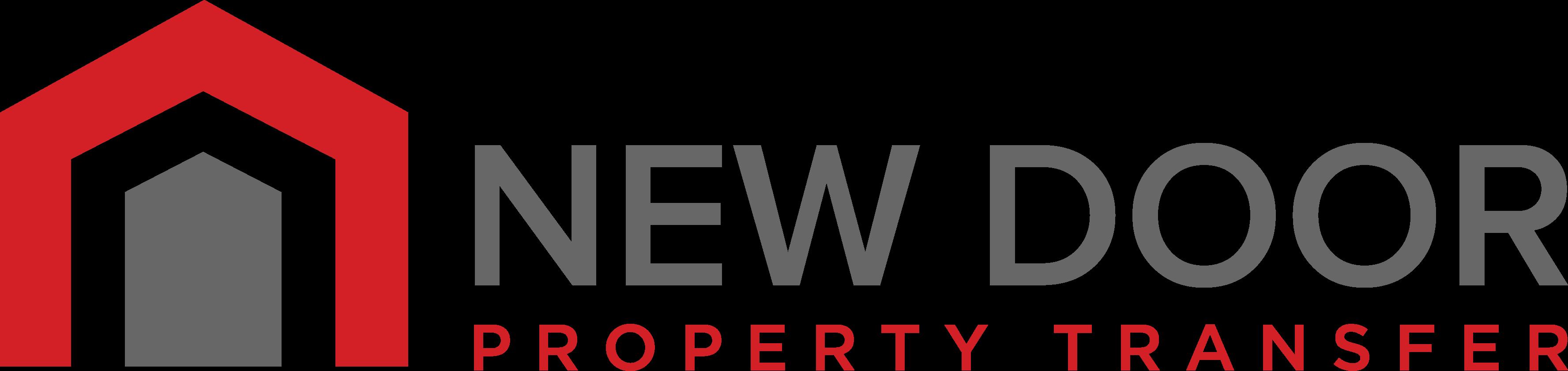 New Door Property Transfer logo