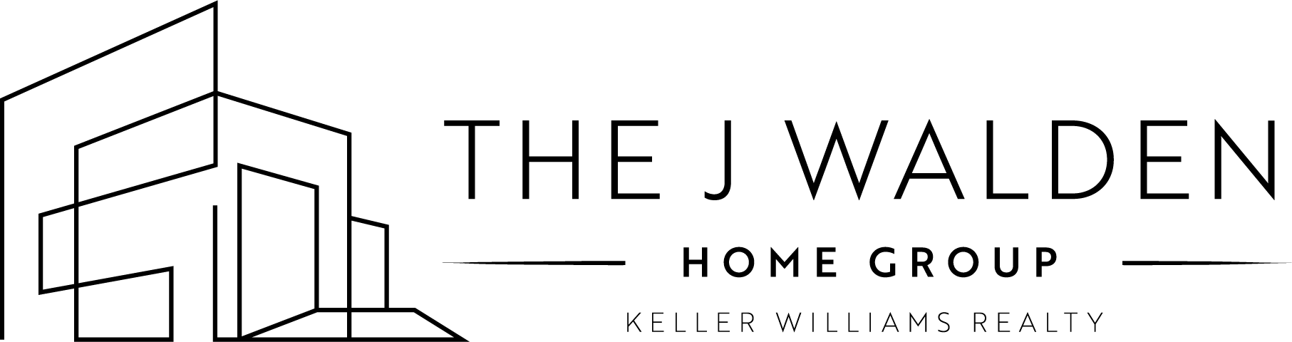 The J Walden Home Group of Keller Williams Realty logo