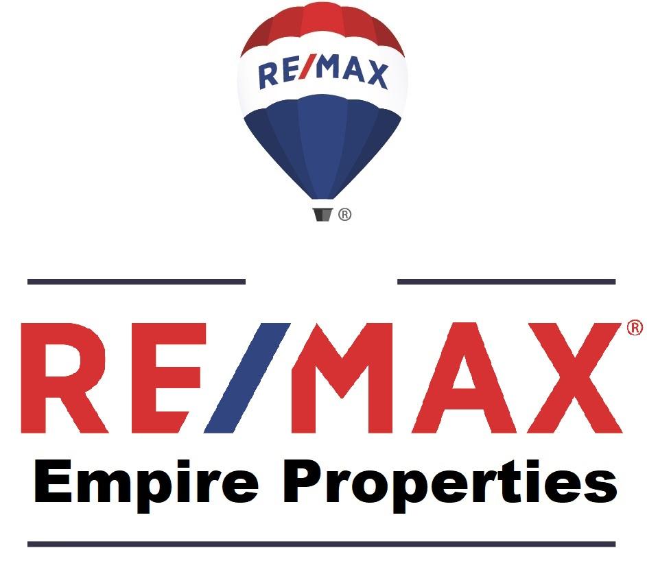 RE/MAX Empire Properties logo