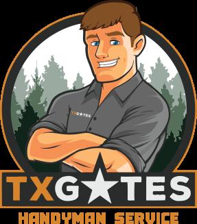 Txgates Handyman Service logo