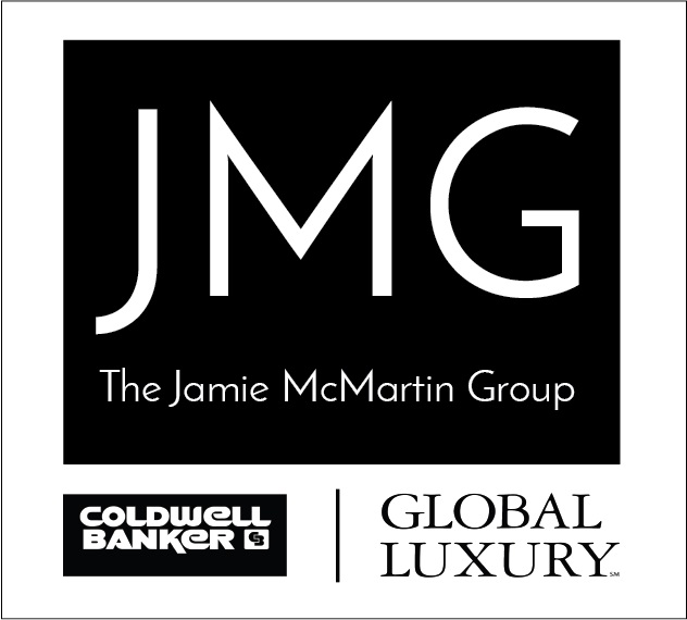 The Jamie McMartin Group with Coldwell Banker Realty logo