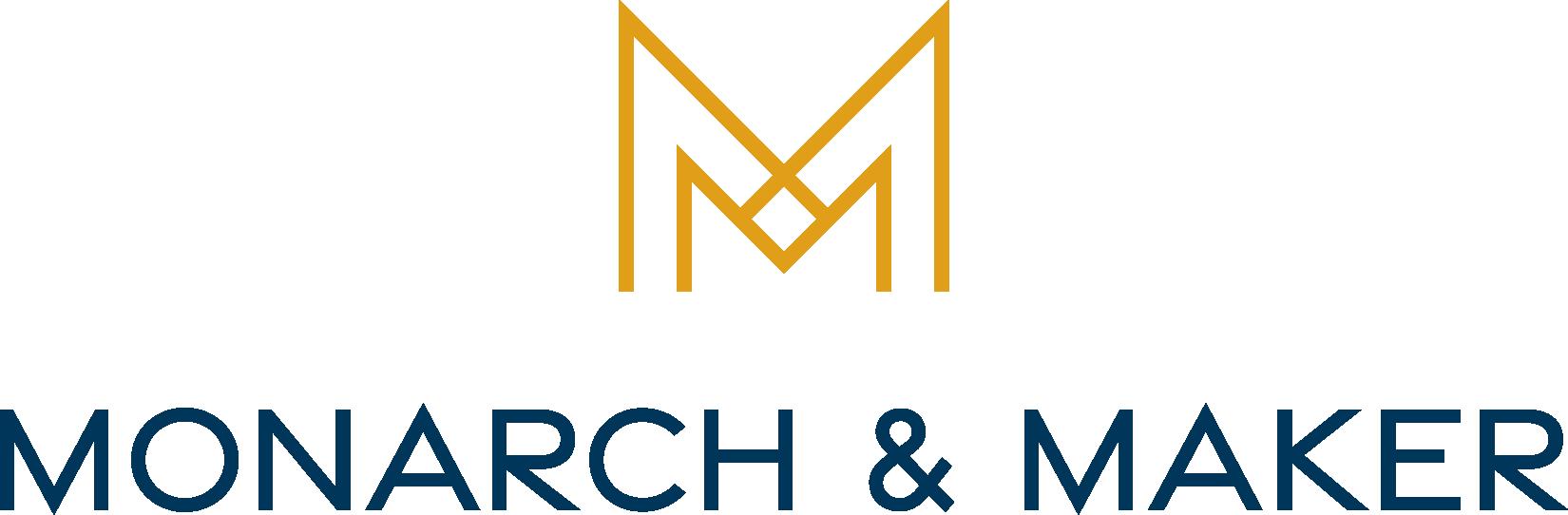 Monarch & Maker - Interior Designs logo