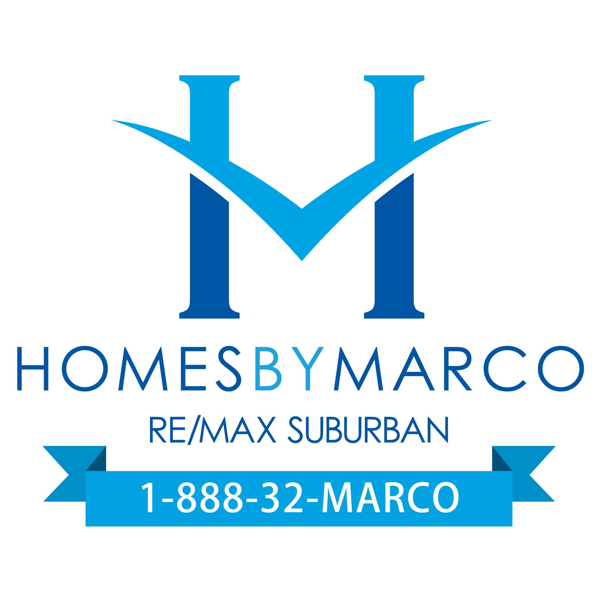 Homesbymarco logo