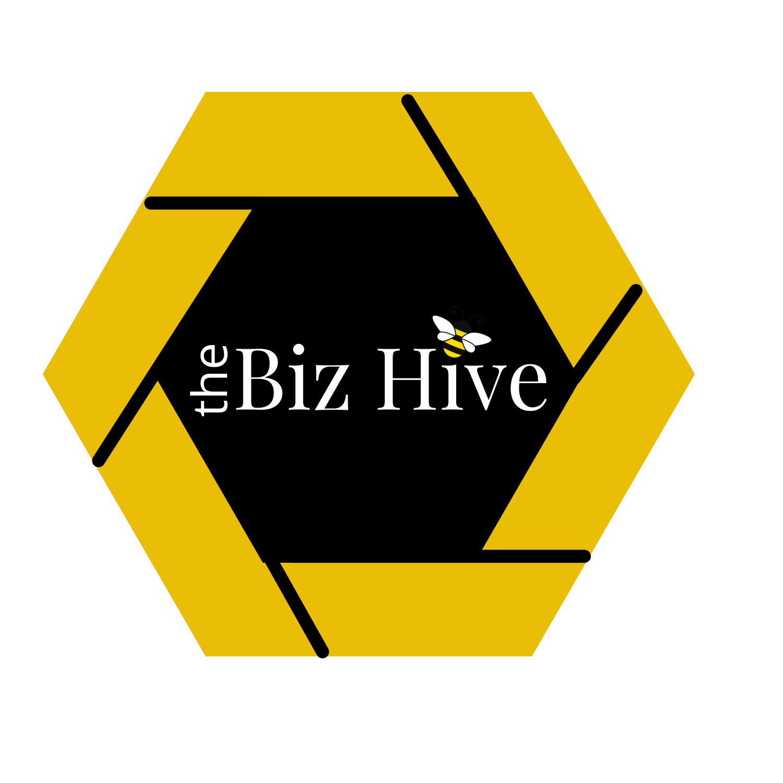 The Biz Hive logo