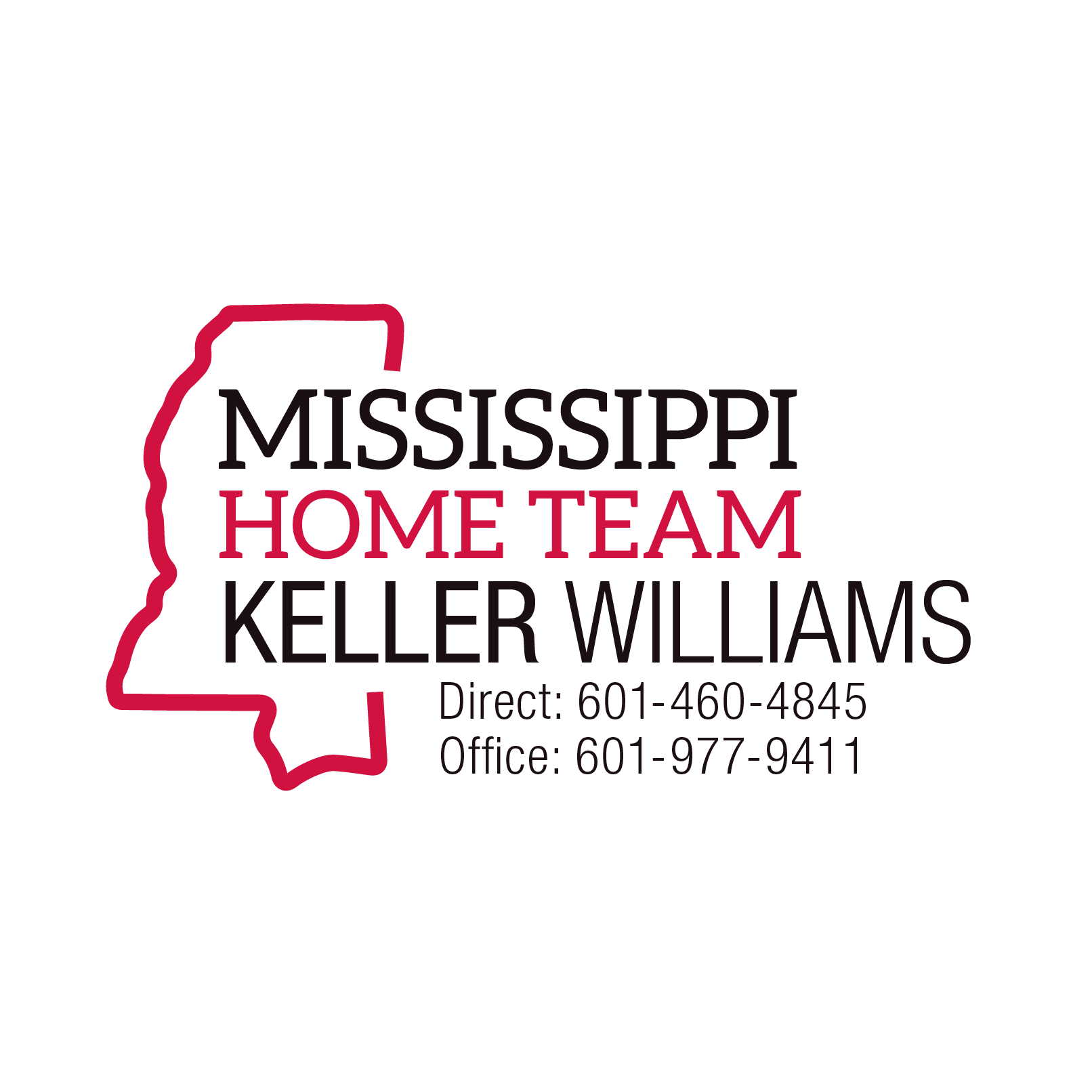 Mississippi Home Team of Keller Williams logo
