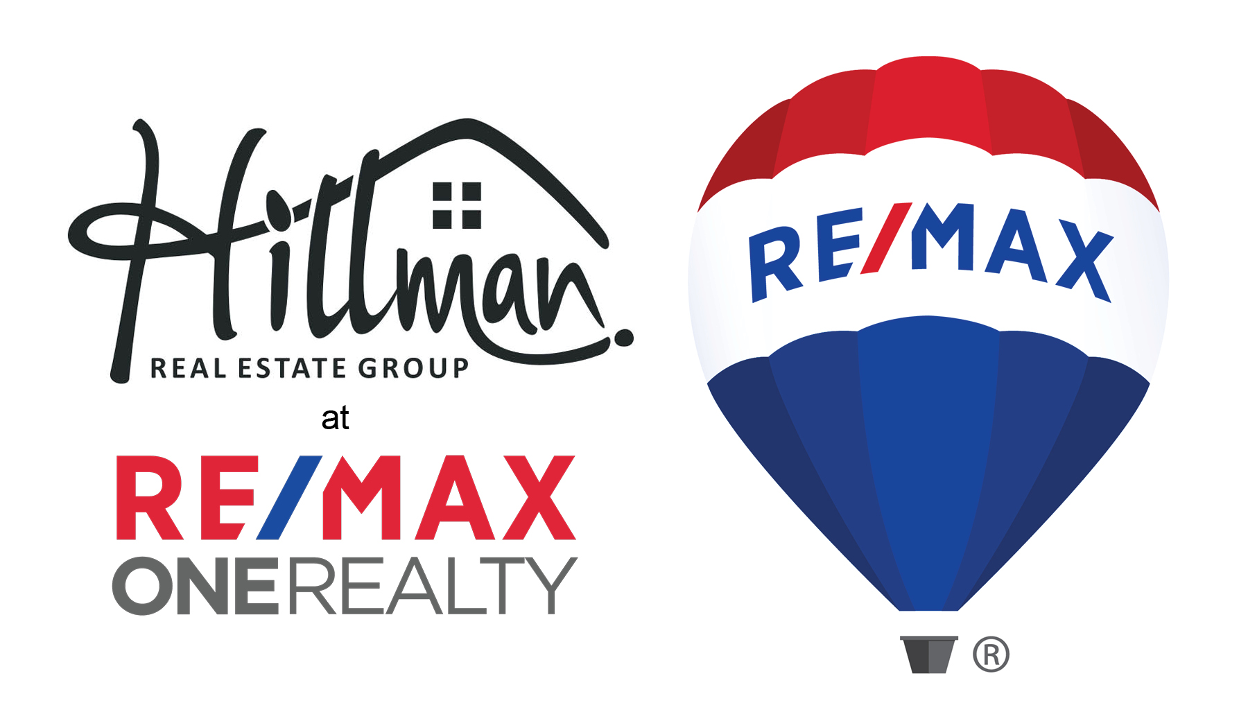 Hillman Real Estate Group at RE/MAX One Realty logo