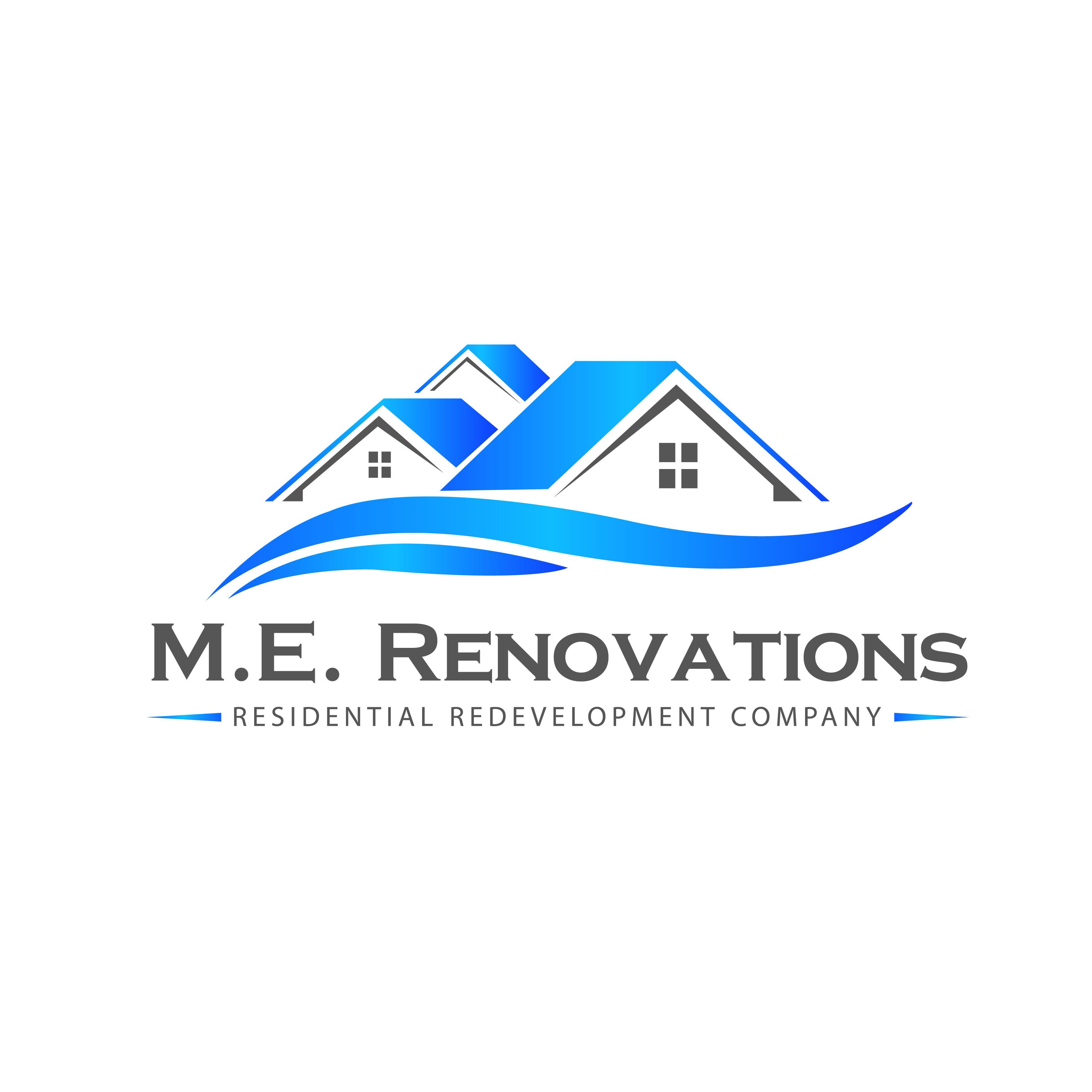 M/E Renovations LLC logo