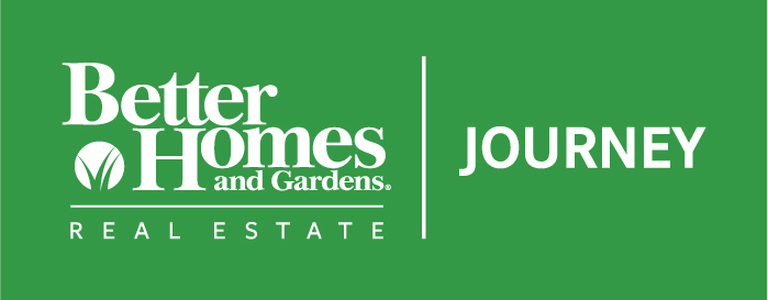 Better Homes and Gardens Real Estate Journey logo